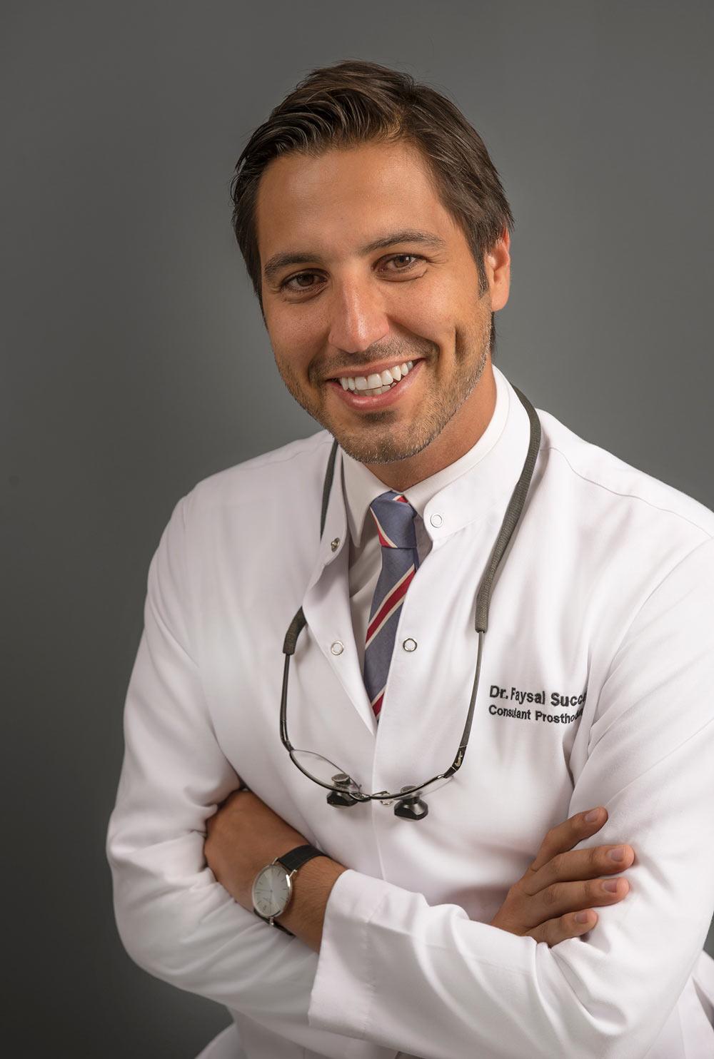 Dr. Faisal Sukkarya